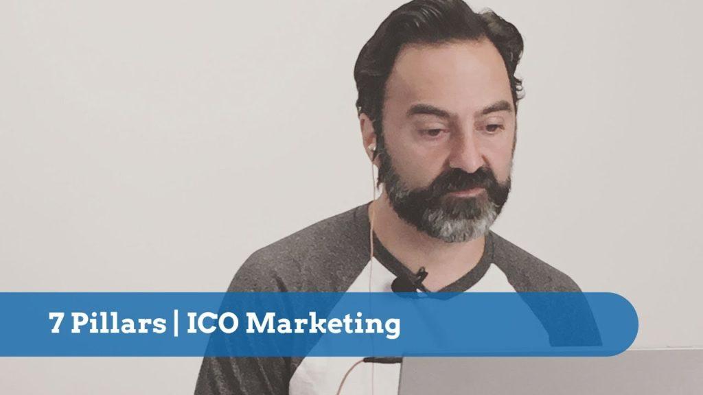 ICO Marketing with Arman Rousta